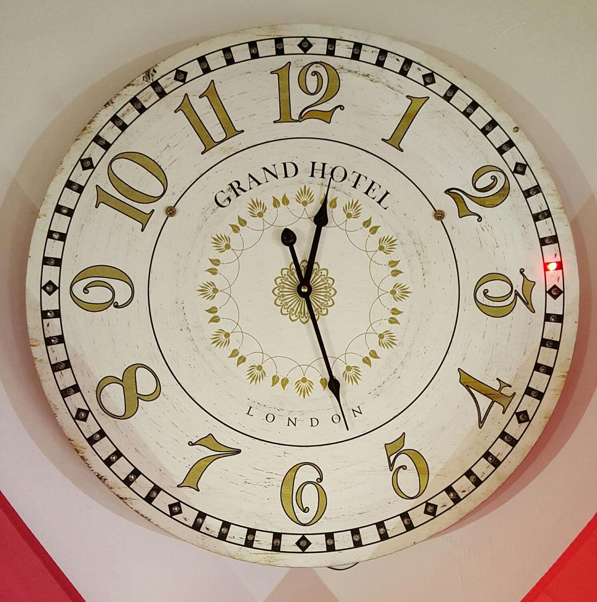 A kész óra