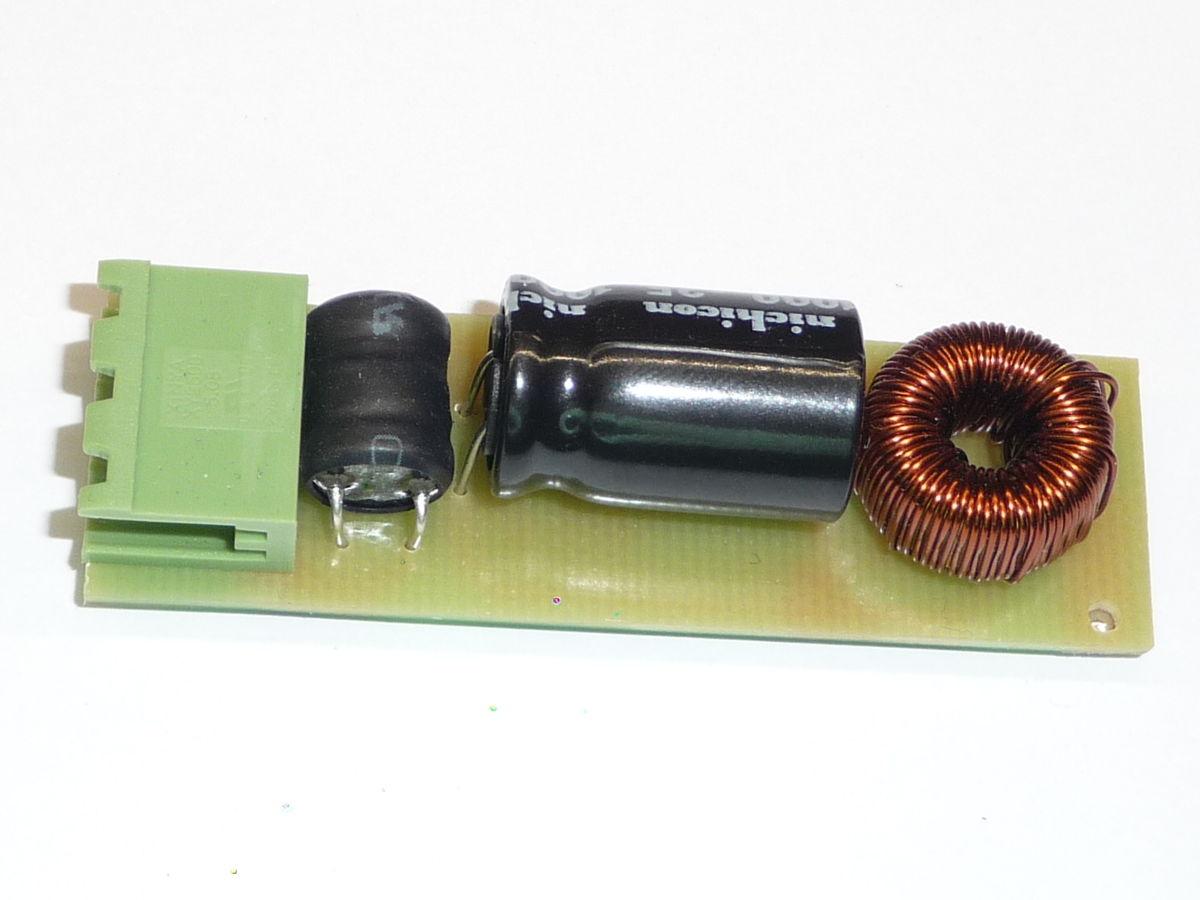 350mA LED áramgenerátor