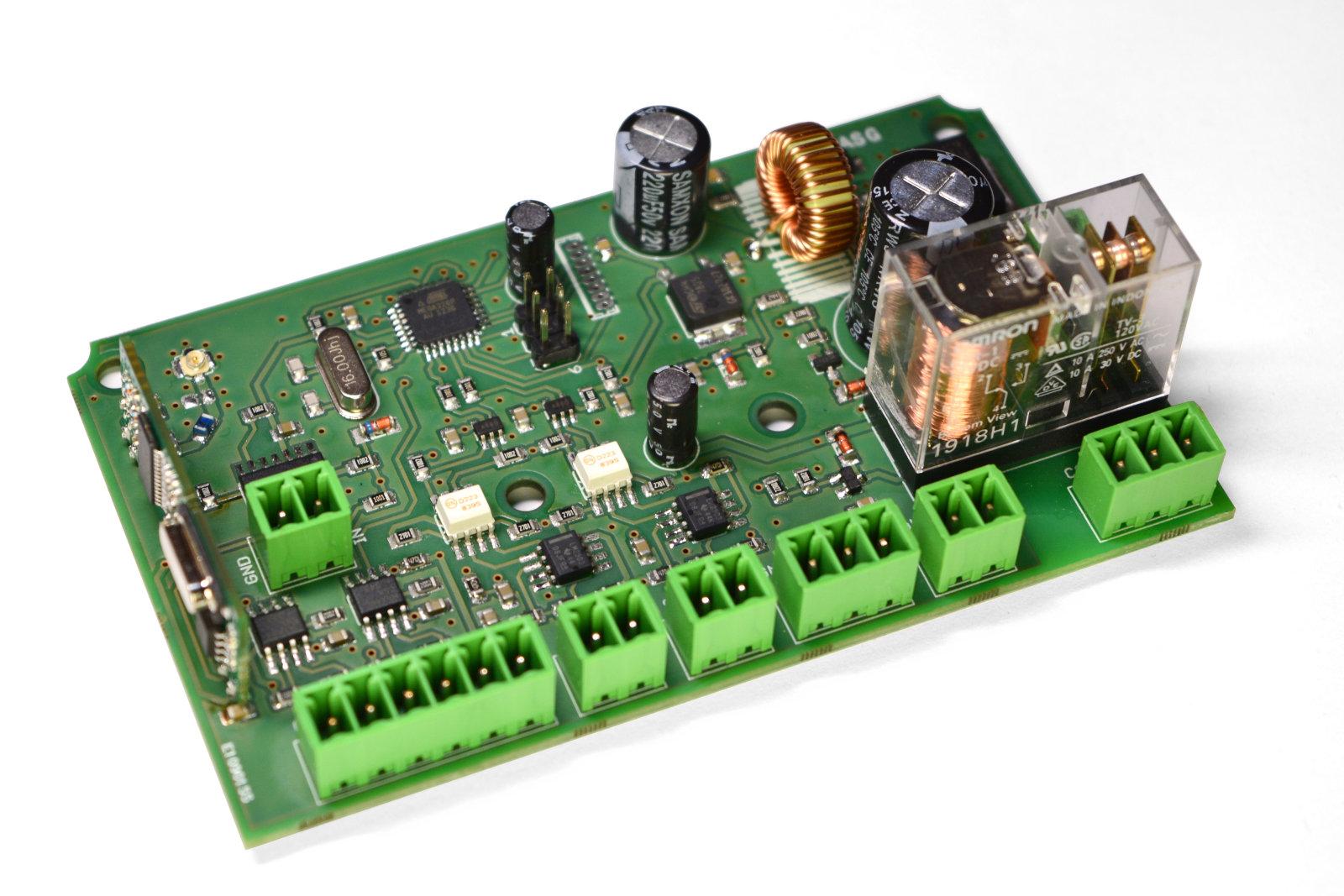 LED modul előlnézet
