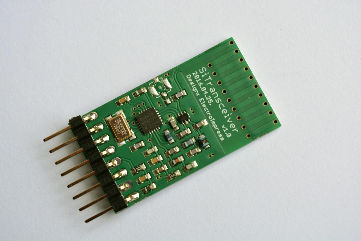 Si4432 modul